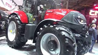The CASE tractors 2020