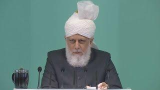 Cuma Hutbesi 01-01-2016 - Islam Ahmadiyya