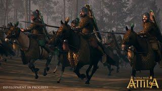 Total War Attila Multiplayer Battle Commentary #3: Winter Warriors