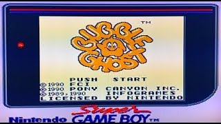 Bubble Ghost (Game Boy) Speedrun - Without Dying!