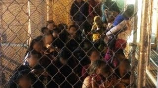 The Invisible Crisis: Small Children Crossing the US Border on Their Own