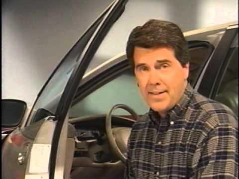 Buick - Wind Noise & Water Leaks (1997)