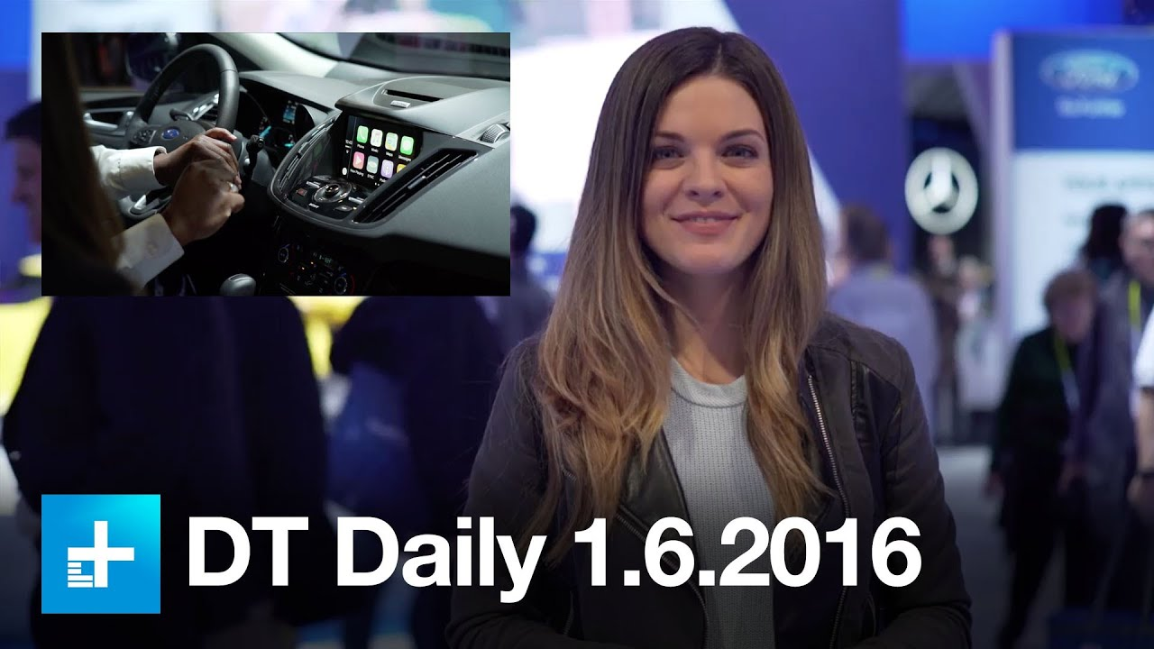 Connected cars take over CES 2016 | DT Daily