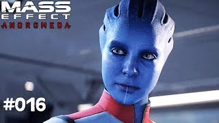 MASS EFFECT ANDROMEDA #016 - Forschung - Let's Play Mass Effect Andromeda Deutsch / German