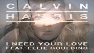 vuclip Calvin Harris   I Need Your Love ft  Ellie Goulding   remix