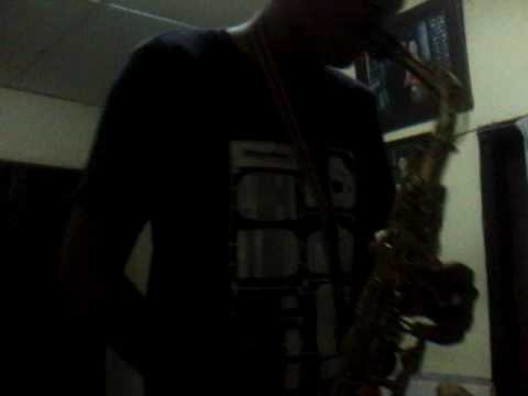 Can't help falling in love - Alto Saxophone Cover