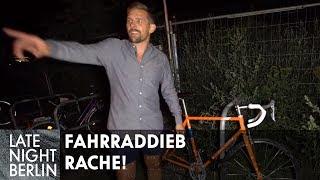 Fahrraddieb Rache! Adel Tawil & Klaas kämpfen für Sicherheit | Late Night Berlin | ProSieben