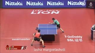 Chuang Chih Yuan vs Lee Sangsu (Japan Open 2018)