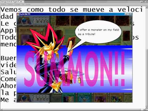 Truco en Yu Gi Oh ! Power of Chaos Yugi the Destiny