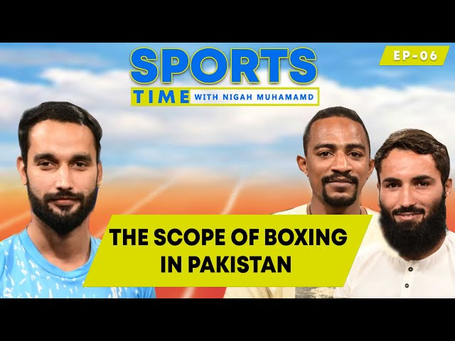 The Scope Of Boxing in Pakistan | Sports Time | 10, Oct 2020 | MM News TV