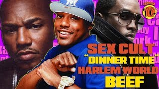 "Cam'ron Ma$e and Diddy's Sex Cult Revealed Behind ""Dinner Time"""