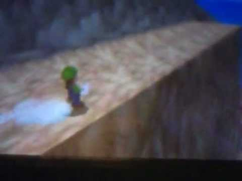 Super Mario 64 DS Tall, Tall Mountain Mysterious Mountainside without the  Slide