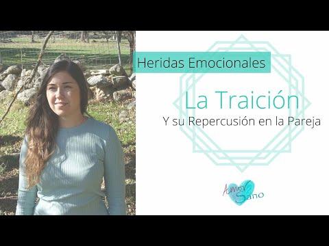 Herida Emocional- La Traición
