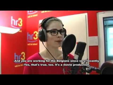 Lena Meyer - Landrut - @HR3 Radio Interview + english subs :D