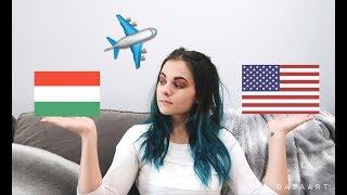 Milyen Amerikaban Lakni / Koltozni