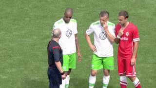 PRE-SEASON HIGHLIGHTS: CARDIFF CITY 3-3 WOLFSBURG