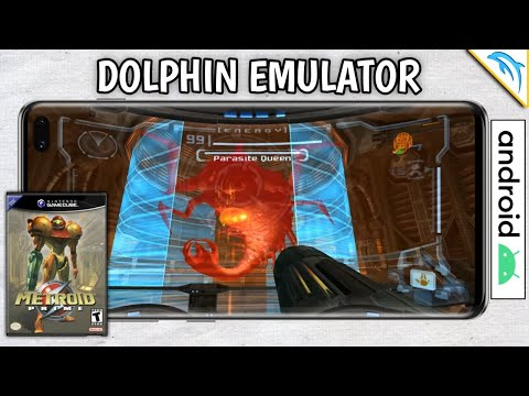 Metroid Prime | Dolphin Emulator Android (SETTINGS) | Gamecube