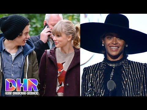 "Taylor's ""Ready For It"" About Harry Styles - Beyonce Birthday Michelle Obama Surprise (DHR)"