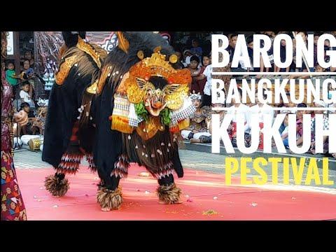 BARONG BANGKUNG DELOD DALANG#PESTIVAL BARONG BANGKUNG KUKUH MARGA TABANAN BALI