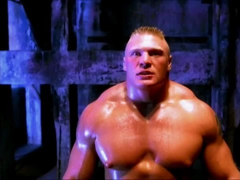 Brock Lesnar's 2002 v4 Titantron Entrance Video [HD]