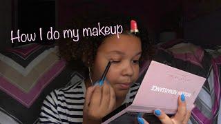 ASMR- doing my makeup