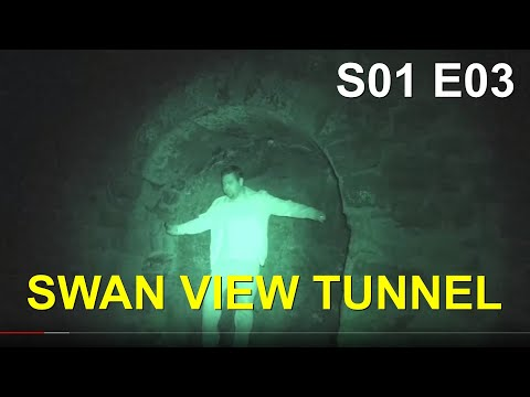 Paranormal Hunters - Swan View Tunnel - Main Feature