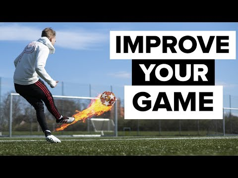 Improve Your Performance | Become A Better Football Player