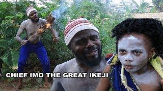 Chief Imo The great Oracle of Ikeje na Aro Ndizogu - Chief Imo Comedy