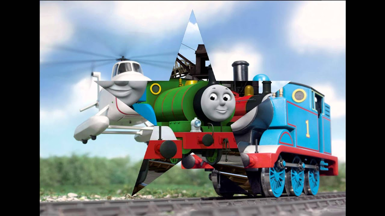 Thomas E Seus Amigos Thomas The Tank Engine And Friends Youtube