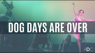 "Auckland Dance Company presents: ""Dog Days Are Over"" - ADC Lyrical Students"
