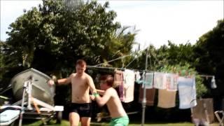 Isw no rules Dashing Maurirere vs Scotty vs Jacob