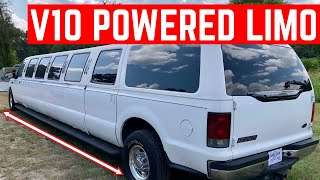 JUNK $5000 30 Foot Excursion LIMO *Epic Surprise At The End*