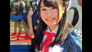 急遽一曲歌ってくれた北海道代表、坂口渚沙ちゃん。