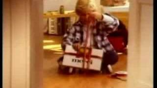 Merci Christmas commercial from the 90s (2) (Dutch)