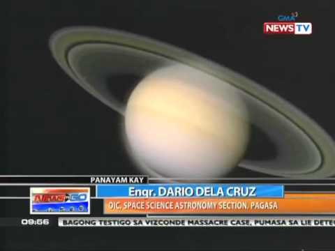News to Go - PAGASA: planetary alignment doesn't signify world's end - 05/13/11