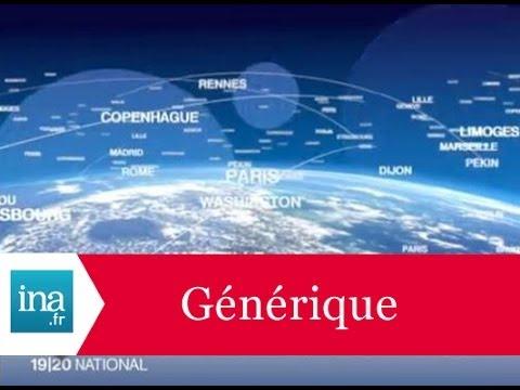 Download Générique 19/20 France 3 2006 - Archive INA