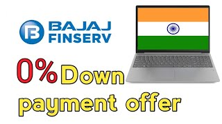 Baja finance 0% Down payment independence day offer 2019 ||srlaptopcare||