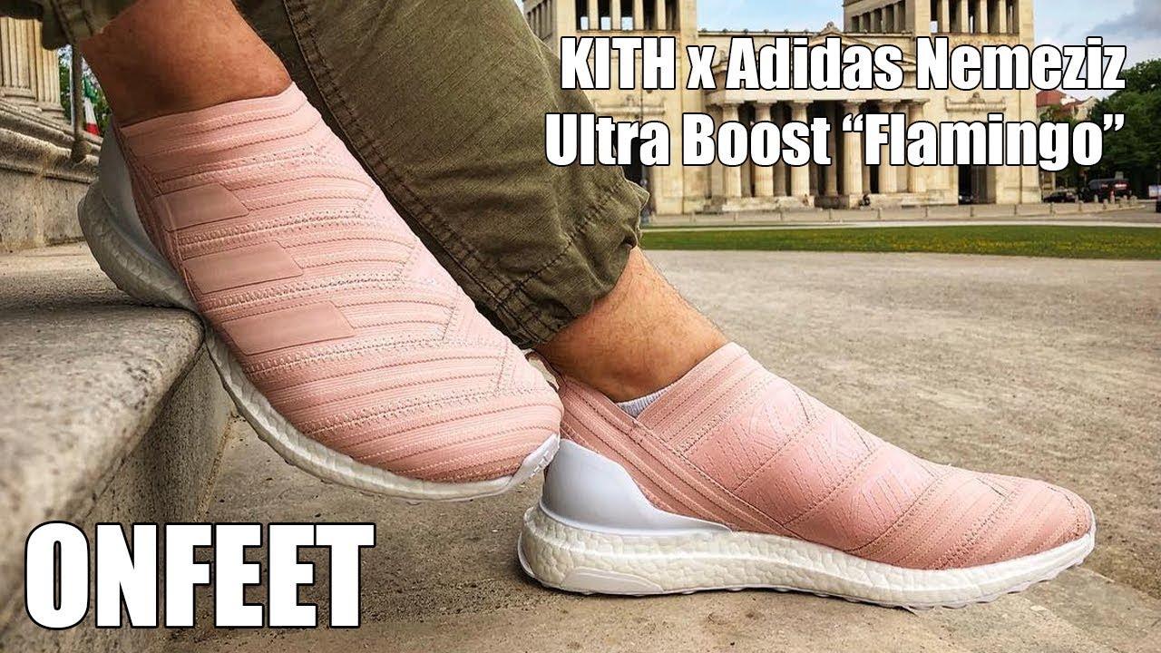 KITH x Adidas Nemeziz 17.1 Ultra Boost