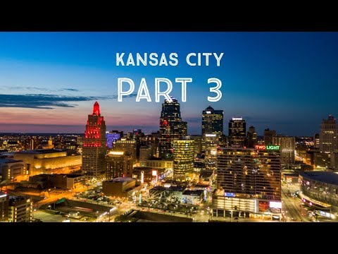 Downtown Kansas City, Missouri - Mavic pro - UHD