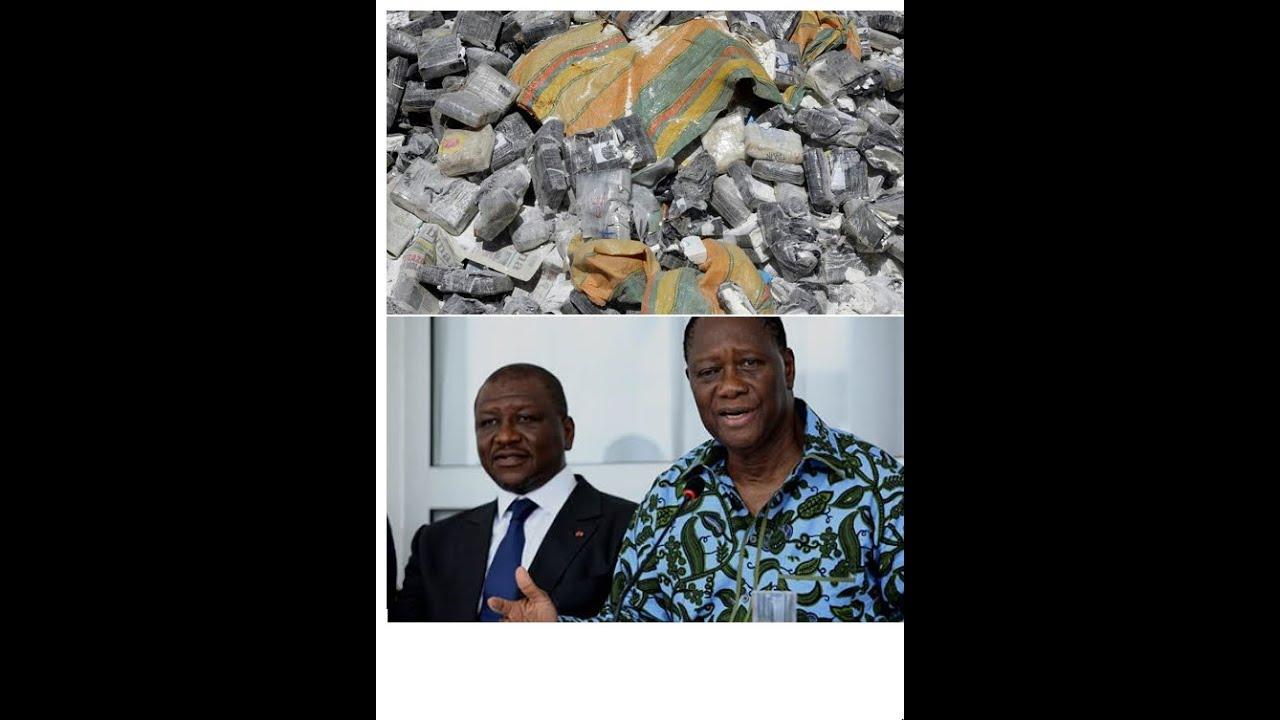 La pseudo destruction de cocaïne organisée par le régime Ouattara: le sabotage d'une enquête d'Etat