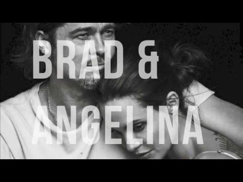 Relationship Reading Brad Pitt  Angelina Jolie Pt 1 - YouTube