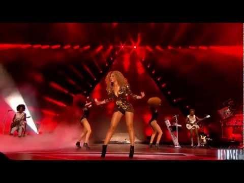 "Beyoncé performs ""Crazy In Love"" live at Glastonbury (HD 720p)"
