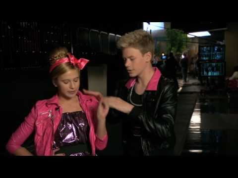 Shake It Up  Behind the s  2 Gunther & Tinka