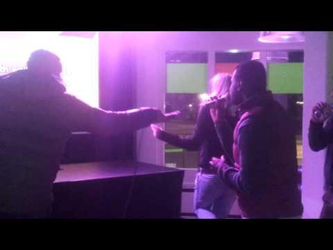 Het rotterdams open podium karaoke