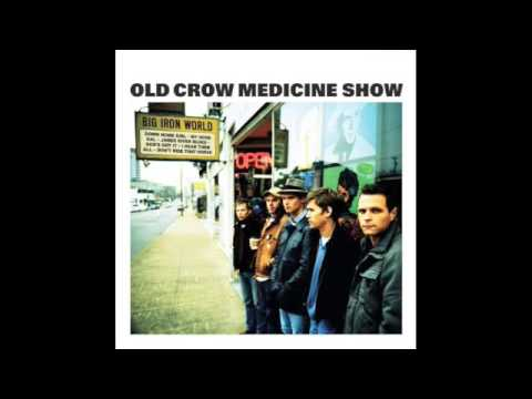old crow medicine - show cocaine habit