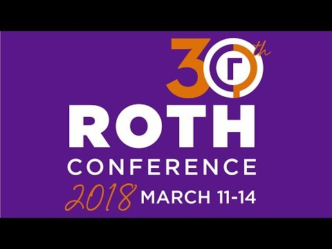 ROTH Capital Partners | 30th Annual ROTH Conference Video