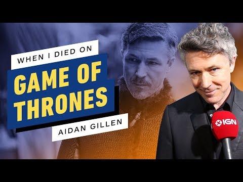When I Died On Game Of Thrones: Littlefinger
