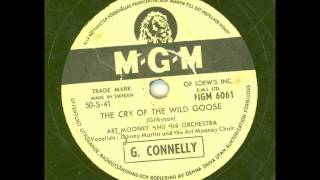 ART MOONEY AND HIS ORCHESTRA - THE CRY OF THE WILD GOOSE
