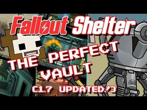 Fallout Shelter: The Perfect Vault (1.7 Edition)