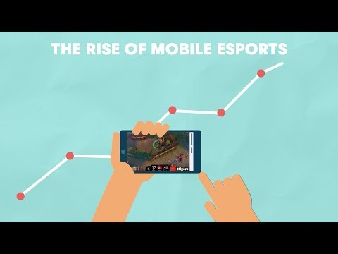 Esports Explained: The Rise Of Mobile Esports.